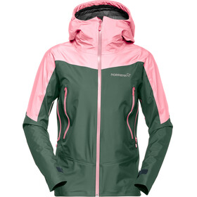 Norrøna Falketind Gore-Tex Jacket Women Jungle Green